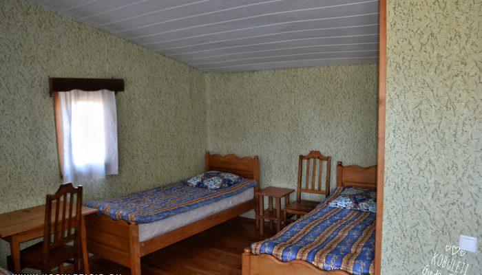 Отель в Кобулети «Ezos Sastumro»