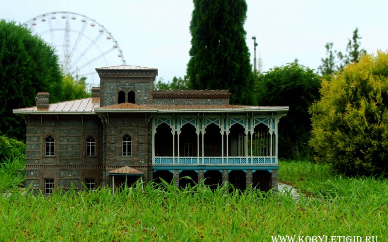 миниатюры грузии кобулети гид амиран